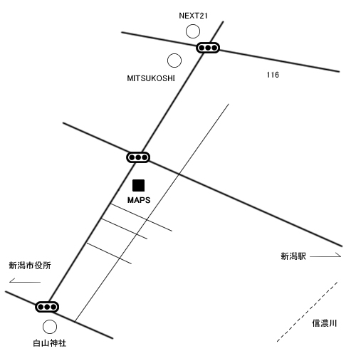 MAPS地図