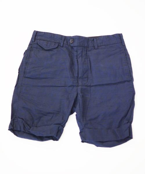 エンジニアドガーメンツ Cambridge Short Java Cloth