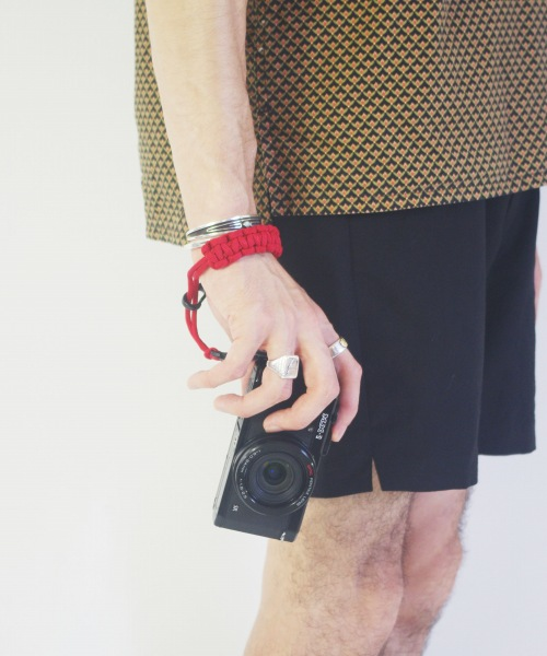 DSPTCH ディスパッチ Camera Wrist Strap Matte Black