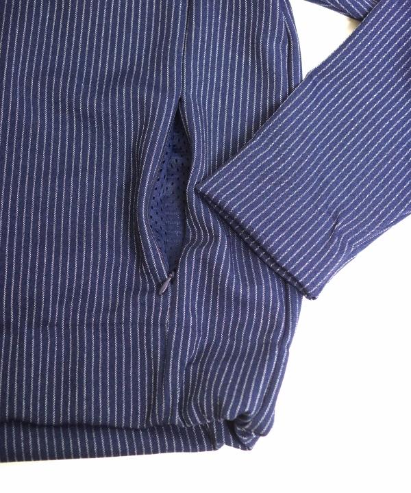Needles/ニードルズ Lewis Jacket - Pin Stripe Jersey